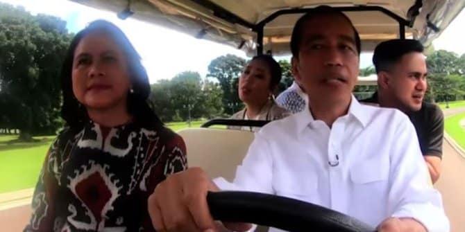 Bersama Juri LIDA 2019, Jokowi Ungkap Alasan Tak Tinggal di Istana Megah Bogor