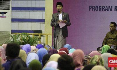Jokowi Akan Buka Sidang Tanwir Muhammadiyah di Bengkulu