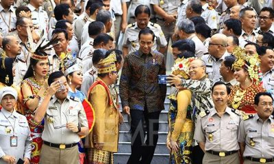 Jokowi Jamin Sertifikasi Tak Permudah Perusahaan Kuasai Lahan