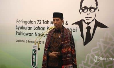 Jokowi: Ibu Iriana Kuliah di Universitas Muhammadiyah, Cucu Saya Lahir di PKU Muhammadiyah