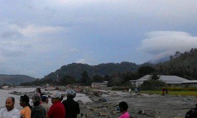 Fakta-fakta Terkini Banjir Bandang di Sentani