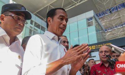 Jokowi: Kalau Babel Mau Lestari, Perkuat Pariwisata