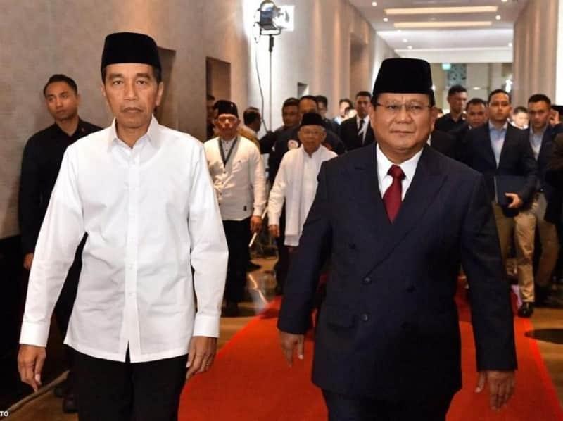 Photo of Pertemuan Jokowi-Prabowo Akan Dinilai Sebagai Kedewasaan Demokrasi