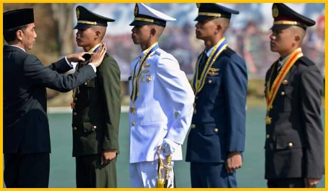 Dalam rangka pemenuhan tenaga ahli pada organisasi TNI, Angkatan Darat TNI membuka kesempatan kepada pemuda-pemuda terbaik seluruh Indonesia untuk menjadi calon Tamtama, Bintara, dan Taruna Akademi Militer TNI AD.