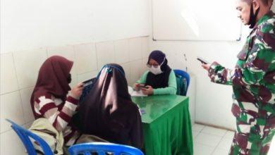 Photo of Koramil 0910/Cisarua Fasilitasi Siswa Siswi Belajar Daring