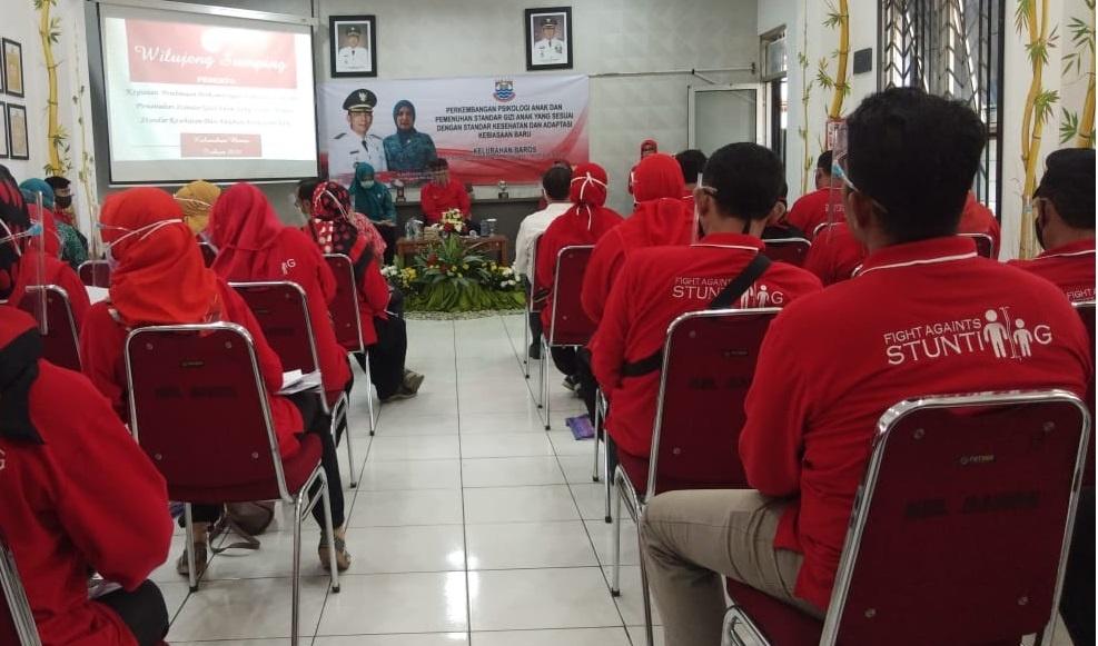 Wali Kota Cimahi Lakukan Sosialisasi Stunting di Kelurahan ...