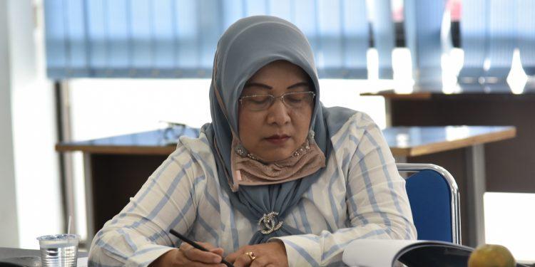 Anggota Komisi IV DPRD Provinsi Jawa Barat dari Fraksi PDI Perjuangan Hj. Iis Turniasih