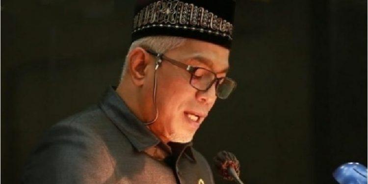 Wakil Ketua DPRD Provinsi Jawa Barat Achmad Ru'yat