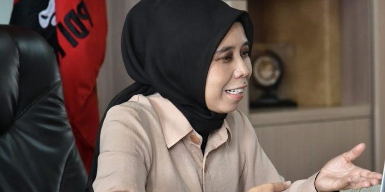 Wakil Ketua DPRD Provinsi Jawa Barat dari PDI Perjuangan, Ineu Purwadewi Sundari