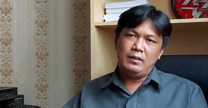 Anggota komisi 1 DPRD Jabar dari Fraksi PDI Perjuangan, Rafael Situmorang, S.H