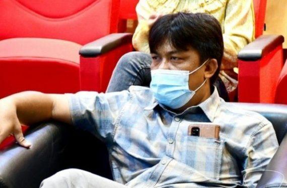 Anggota Pansus IV DPRD Provinsi Jawa Barat, Rafael Situmorang dari Fraksi PDI Perjuangan