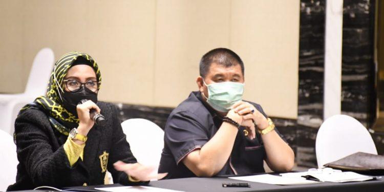 Ketua Komisi III DPRD Provinsi Jawa Barat Cucu Sugyati. (Foto : Addy/Humas DPRD Jabar).