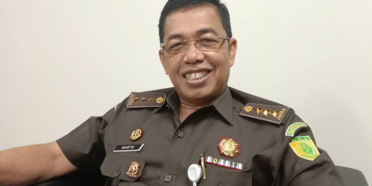 Jaksa Agung Muda Intelijen (Jamintel) Kejaksaan Agung Dr. Sunarta, SH., MH