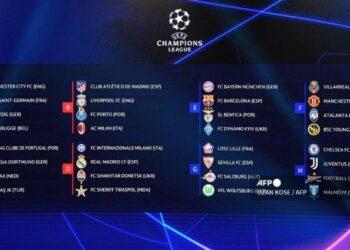 Liga Champions 2021/2022