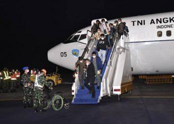 Evakuasi WNI dari Afghanistan