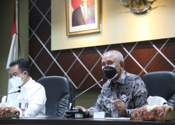 Pimpinan dan Anggota Komisi V DPRD Provinsi Jawa Barat melaksanakan Kunjungan Kerja ke Badan Kependudukan dan Keluarga Berencana Nasional (BKKBN) RI dalam rangka untuk mendapatkan informasi terkait pelaksanaan program Bangga Kencana untuk Provinsi Jawa Barat. Senin, 13/09/2021